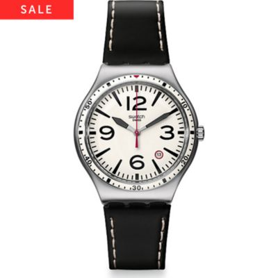 Swatch Herrenuhr Irony Big Classic YWS403C