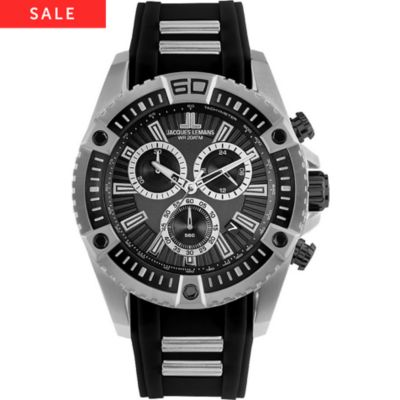 Jacques Lemans Herrenchronograph Liverpool Professional 1-1805B