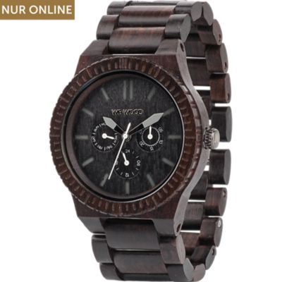Wewood Herrenuhr Kappa black WW15004