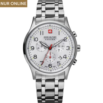 Swiss Military Hanowa Herrenuhr Patriot 06-5187.04.001