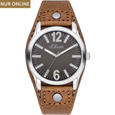 s.Oliver Herrenuhr SO-2936-LQ