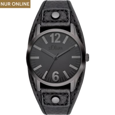 s.Oliver Herrenuhr SO-2935-LQ