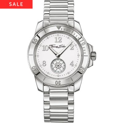 THOMAS SABO Damenuhr WA0205-201-202-40 MM