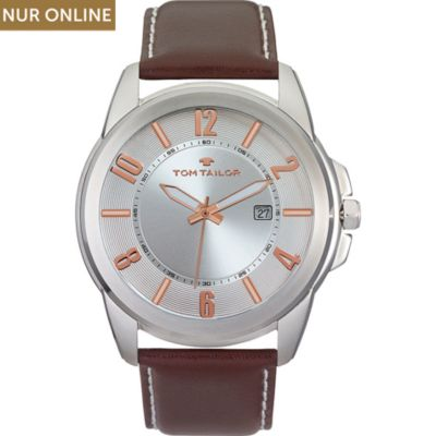 Tom Tailor Herrenuhr 5413402
