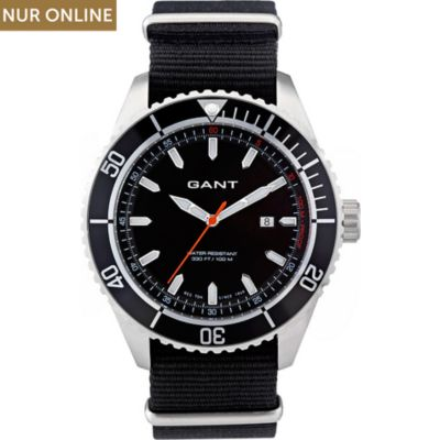 GANT Herrenuhr Seabrook Military W70631