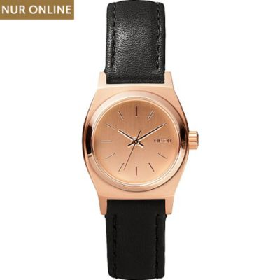 Nixon Damenuhr Small Time Teller Leather A509 1932