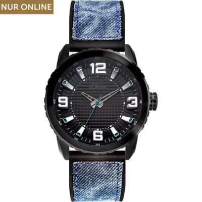 s.Oliver Herrenuhr SO-3039-PQ