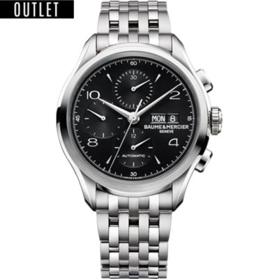 BAUME & MERCIER Chronograph Clifton M0A10212