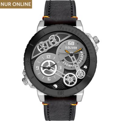 s.Oliver Herrenuhr SO-2948-LQ