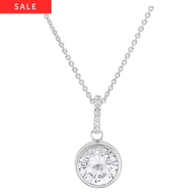 CHRIST Silver Collier 86713292