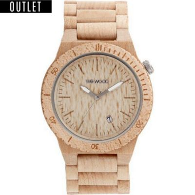 Wewood Herrenuhr Beta Beige WW16002