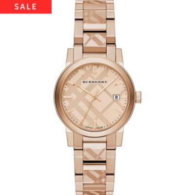 Burberry Damenuhr The City BU9146