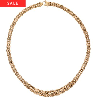 CHRIST Gold Collier 86768801