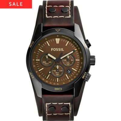Fossil Herrenchronograph Coachmann CH2990