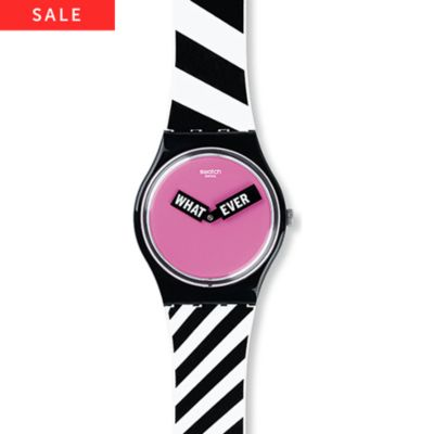 Swatch Herrenuhr When-Ever GB284