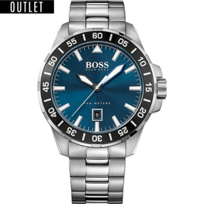 BOSS Herrenuhr Deep Ocean 1513230