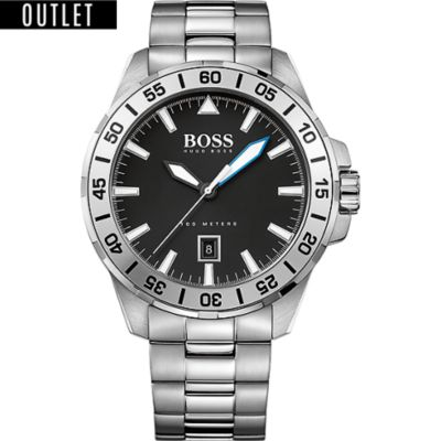 BOSS Herrenuhr Deep Ocean 1513234