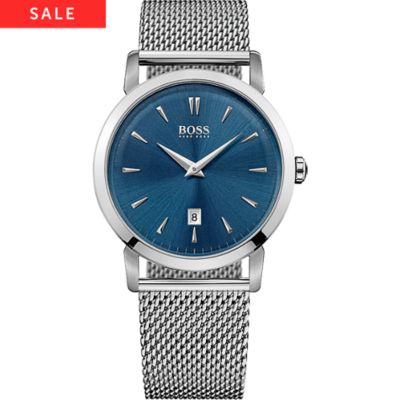 BOSS Herrenuhr Slim Ultra 1513273