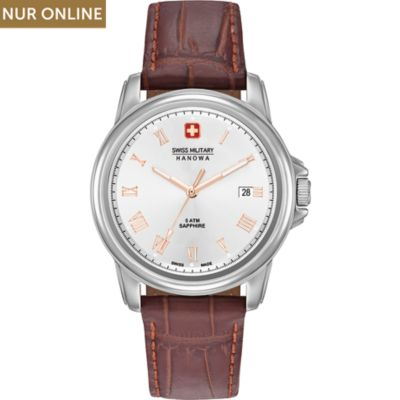 Swiss Military Hanowa Herrenuhr Swiss Corporal 06-4259.04.001.05