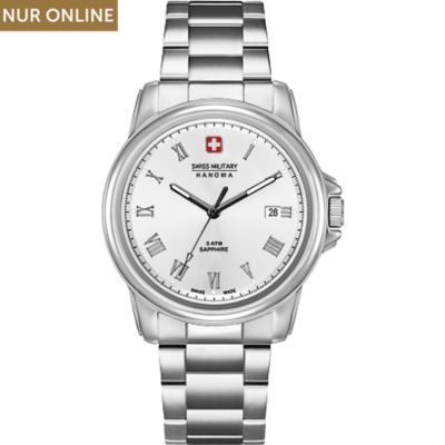 Swiss Military Hanowa Herrenuhr Swiss Corporal 06-5259.04.001