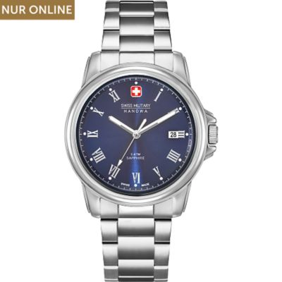 Swiss Military Hanowa Herrenuhr Swiss Corporal 06-5259.04.003