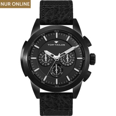 Tom Tailor Herrenuhr Men Multi 5414901
