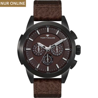 Tom Tailor Herrenuhr Men Multi 5414902