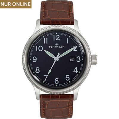 Tom Tailor Herrenuhr Men 5415201