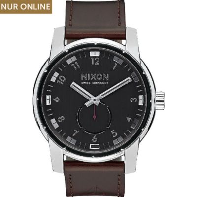Nixon Herrenuhr Patriot Leather A938 000