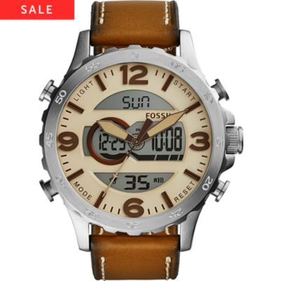 Fossil Herrenchronograph JR1506