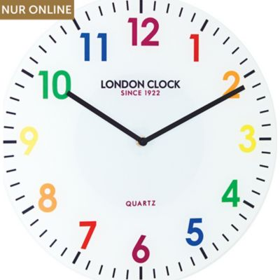 London Clock Wanduhr 24329