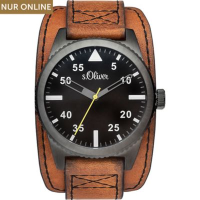 s.Oliver Herrenuhr SO-3154-LQ