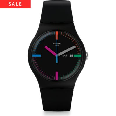 Swatch Herrenuhr The Indexter SUOB719