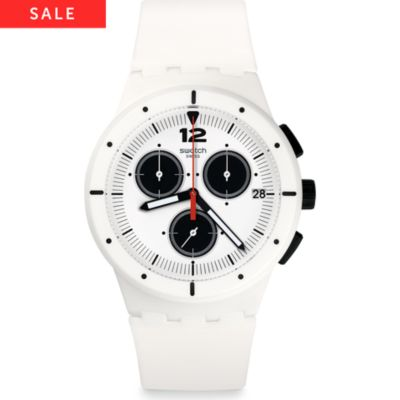 Swatch Chronograph Why Again SUSW406