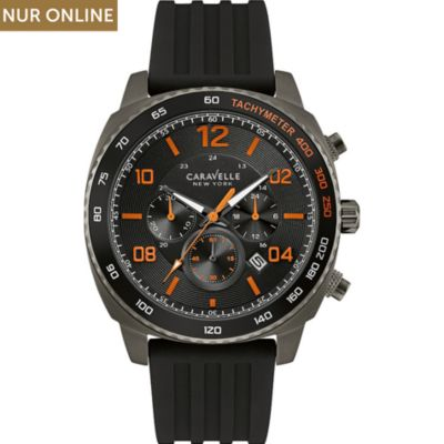 Caravelle New York Herrenchronograph 45B141