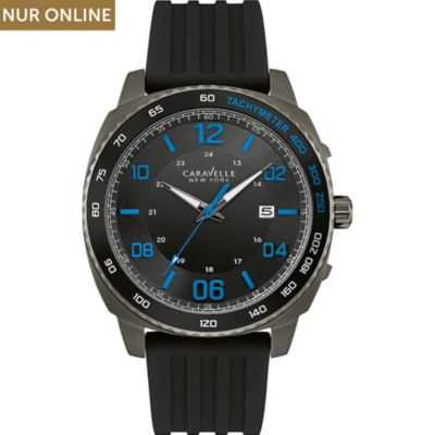 Caravelle New York Herrenuhr 45B144