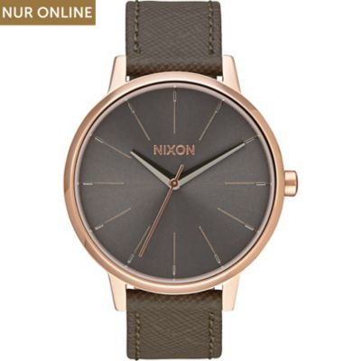 Nixon Damenuhr Kensington Leather A108 2214