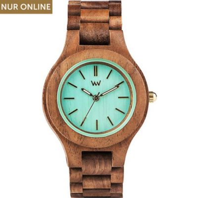 Wewood Damenuhr Antea Nut mint WW24003