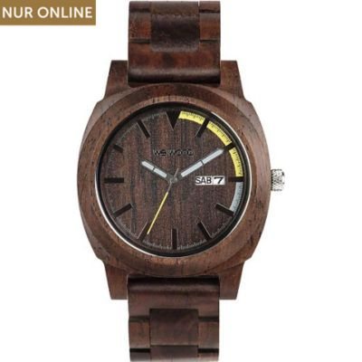 Wewood Herrenuhr Motus Chocolate WW25004
