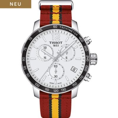 Tissot Herrenuhr Quickster NBA Miami T0954171703708