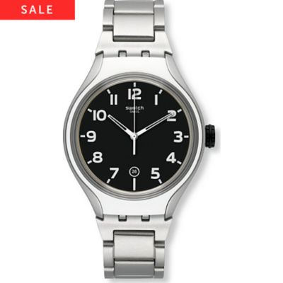 Swatch Unisexuhr Stripe Back YES4011AG