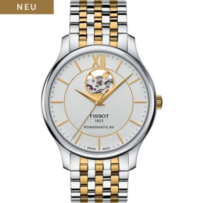Tissot Herrenuhr Tradition T0639072203800