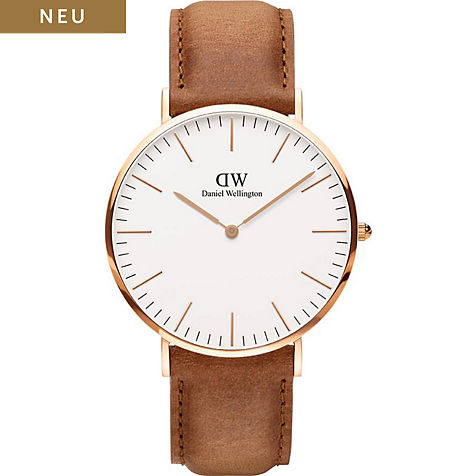 daniel wellington herrenuhr classic collection durham dw00100109 bei bestellen. Black Bedroom Furniture Sets. Home Design Ideas