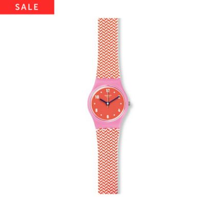 Swatch Damenuhr Pareo LP141