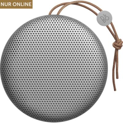 B&O PLAY by Bang & Olufsen Beoplay A1 Bluetooth Lautsprecher, Natural 1297846