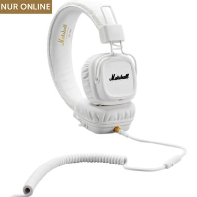 Marshall Major II Kopfhörer White 4091113
