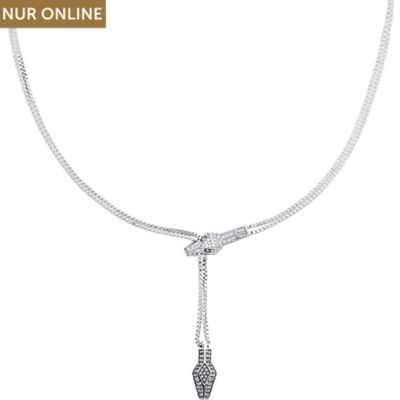 JETTE Silver Collier Snake 87010368
