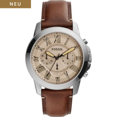 Fossil Herrenchronograph FS5214