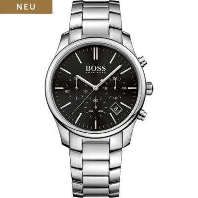 BOSS Herrenuhr Time One 1513433