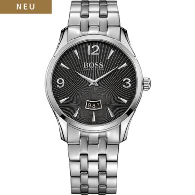BOSS Herrenuhr Commander 1513429